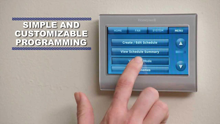 honeywell thermostat programmable